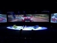 Премьера Ford Fiesta в Париже
