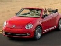 Тест-драйв Volkswagen Beetle Cabrio (немецкий)