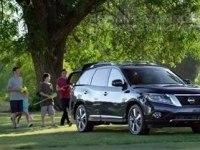 Nissan Pathfinder - промовидео