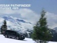Nissan Pathfinder - работа полного приворда