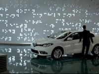 Реклама Renault Fluence