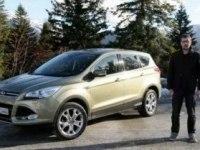 Видеообзор Ford Kuga от Autoexpress