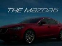 Промовидео Mazda6 Sedan