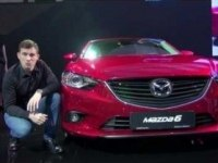 Mazda 6 на Московском международном автосалоне