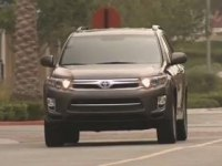 Промовидео Toyota Highlander Hybrid