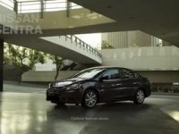 Промовидео Nissan Sentra