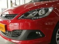 Китайский обзор Chery A13 Hatchback