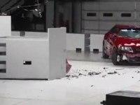 Краш-тест Хонда Аккорд