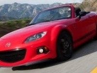 Видеообзор Mazda MX-5 Roadster (англ)