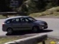 Видео обзор Skoda Fabia Combi