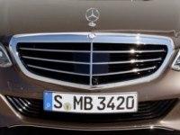 Экстерьер Mercedes E-Class
