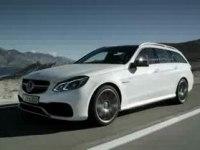 Промовидео Mercedes-Benz E-Class (E 63 AMG 4MATIC)