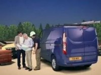 Промовидео Ford Transit Custom