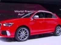 Видеообзор Audi RS Q3