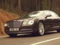 Промовидео Bentley Flying Spur