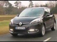 Промовидео Renault Scenic