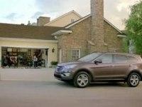 Реклама Hyundai Grand Santa Fe