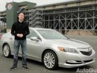 Видеообзор Acura RLX от Autoguide (англ)