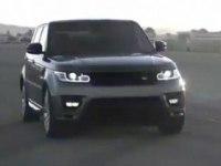 Промовидео Land Rover Range Rover Sport