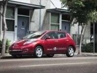 Видеообзор Nissan Leaf