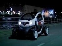 Промовидео Renault Twizy
