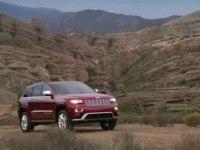 Реклама Jeep Grand Cherokee