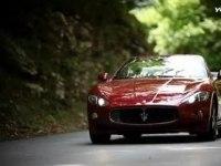 Промовидео Maserati GranCabrio Sport