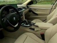 Интерьер BMW 3 Gran Turismo