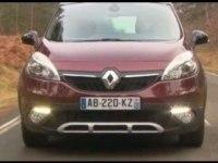Промовидео Renault Scenic XMOD