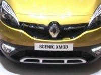 Renault Scenic XMOD. На ступеньку выше.