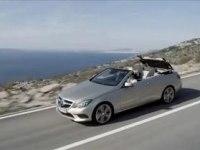 Промо-видео Mercedes E-Class Cabriolet