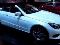 Экстерьер Mercedes E-Class Cabriolet