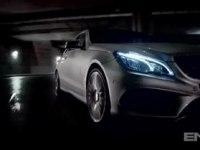 Промо-ролик Mercedes E-Class Coupe