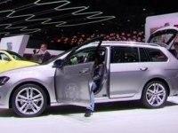 Презентация Volkswagen Golf Variant