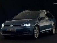 Реклама Volkswagen Golf Variant