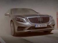 Реклама Mercedes S-Class