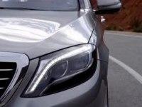 Промо-видео Mercedes S-Class