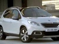 Реклама Peugeot 2008