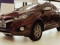 Экстерьер и интерьер Hyundai HB20X
