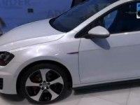 Презентация Volkswagen Golf GTI