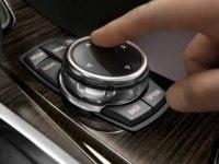 Интерьер BMW 5 Series Sedan