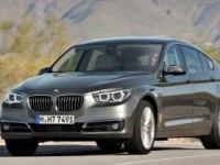 Экстерьер BMW 5 Gran Turismo