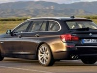 Экстерьер BMW 5 Series Touring