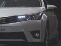 Экстерьер Toyota Corolla