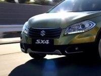 Промо-видео Suzuki SX4