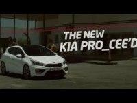 Реклама Kia Pro Ceed GT