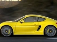 Реклама Porsche Cayman