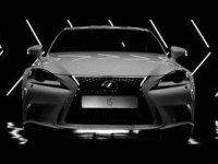Реклама Lexus IS F