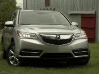 Теси-драйв Acura MDX