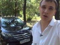 Тест-драйв Honda CR-V 2.4 2013
